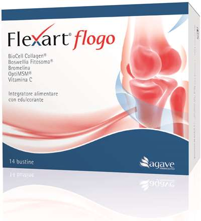 Agave Flexart Flogo 14 Bustine 4 5 G