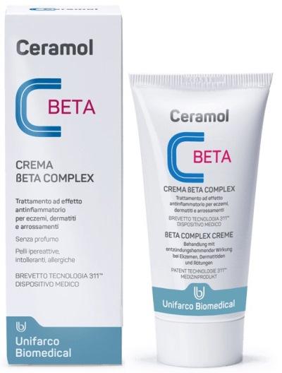 Ceramol Crema Betacomplex 50 Ml