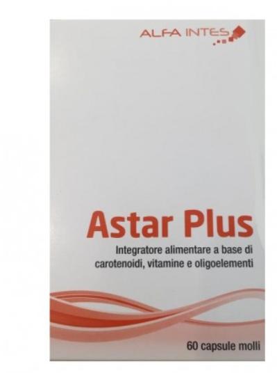 Alfa Intes (ind.ter.splendore) Astar Plus 60 Capsule