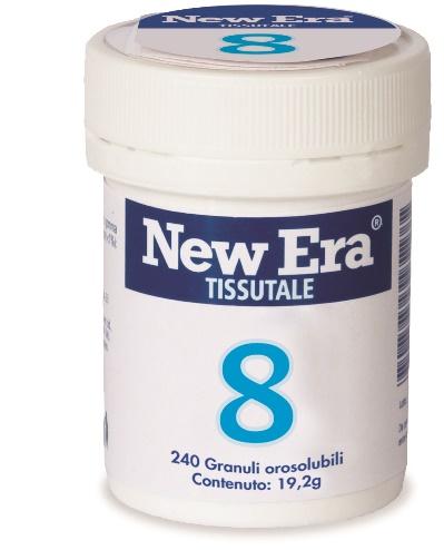 Named New Era 8 240 Granuli