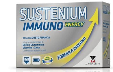 A.menarini Ind.farm.riun. Sustenium Immuno Energy Promo 2017