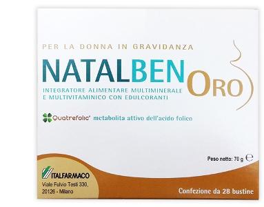 Italfarmaco Natalben Oro 28 Bustine