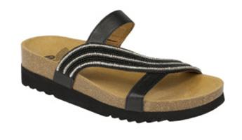 Dr.scholl s Div.footwear Felisa Sy beads W Blk 36