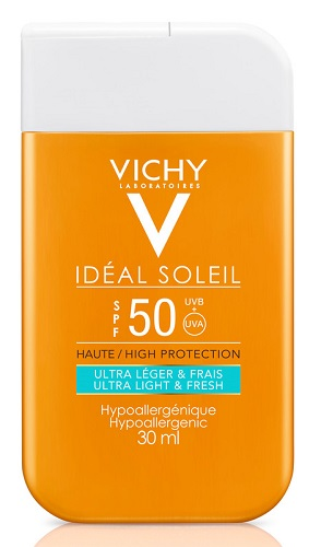 Vichy (l'oreal Italia) Ideal Soleil Fluido Ultra Leggero Spf50 30 Ml