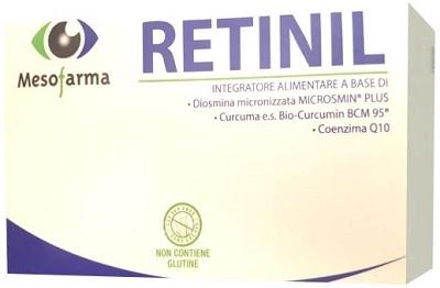 Mesofarma Retinil 30 Compresse