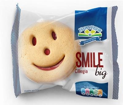 Nabu Happy Farm Smile Big Ciliegia 75 G