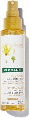Klorane (pierre Fabre It.) Klorane Olio Alla Cera Di Ylang Ylang 100 Ml