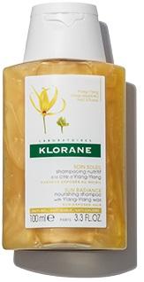 Klorane Shampoo Alla Cera Di Ylang Ylang 100 Ml