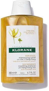 Klorane (pierre Fabre It.) Klorane Shampoo Alla Cera Di Ylang Ylang 200 Ml