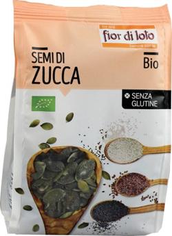 Baule Volante e Fior Di Loto Semi Di Zucca Decorticati Senza Glutine Bio 200 G