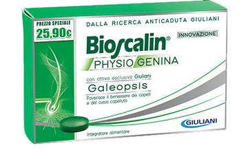 Giuliani Bioscalin Physiogenina 30 Capsule Prezzo Speciale