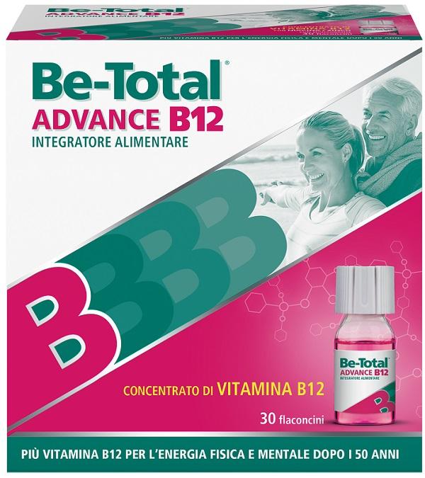 Pfizer Italia Div.consum.healt Betotal Advance B12 30 Flaconcini