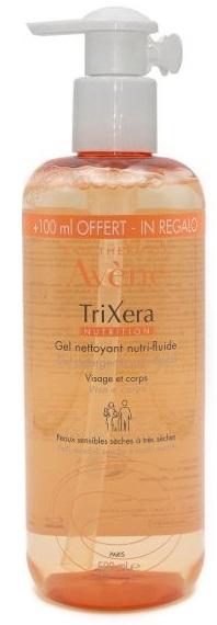 Avene (pierre Fabre It.) Trixera Gel Detergente 500 Ml