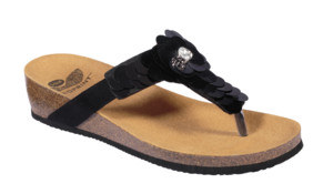Dr.scholl's Div.footwear Chantal Flip-flop Microf Bla36