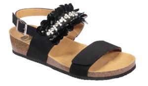 Dr.scholl's Div.footwear Chantal Sandal Microf Black 40