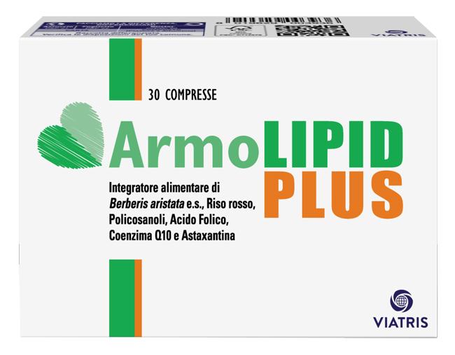 Meda Pharma Armolipid Plus 30 Compresse
