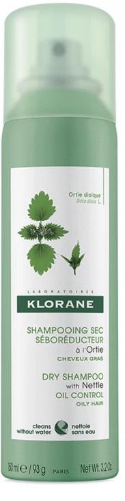 Klorane (pierre Fabre It.) Klorane Shampoo Secco Seboriduttore All'ortica 150 M