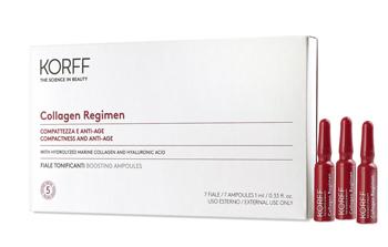 Korff (div. Ist. Ganassini) Collagen Regimen Fiale Tonificanti 28 Giorni