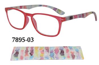 T-vedo Optic Room Dr. Calvagno Occhiale Premontato People 7895-03 +1,00 1 Pezzo
