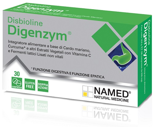 Named Disbioline Digenzym 30 Compresse