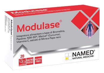 Named Modulase 20 Compresse Gastroresistenti