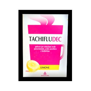Tachifludec Polvere Per Soluzione Orale 10 Bustine Gusto Limone