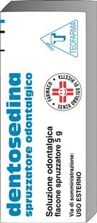 Dentosedina 9,5 + 1,15% Gocce Soluzione Flacone