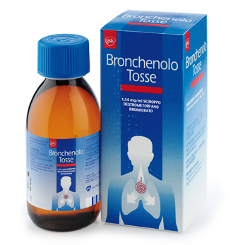 Bronchenolo Tosse 1,54 Mg/Ml Sciroppo Flacone 150 Ml