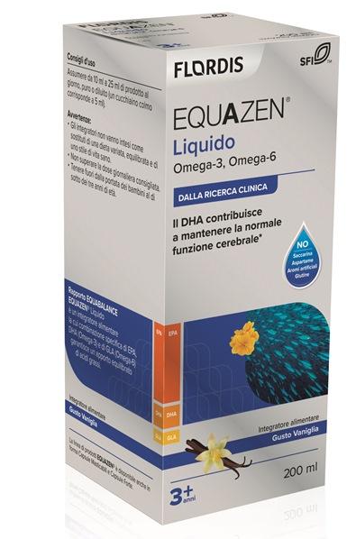 Named Equazen Integratore Alimentare Vaniglia 200 Ml