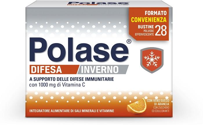 Polase Difesa Inverno Integratore Alimentare 28 Bustine