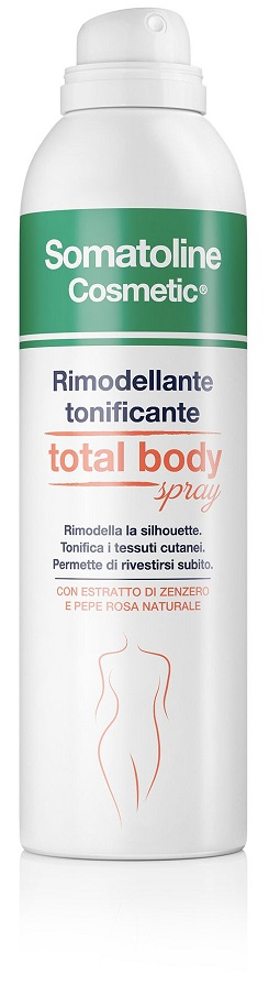 Somatoline Cosmetic Rimodellante Totale Body Spray 200 Ml