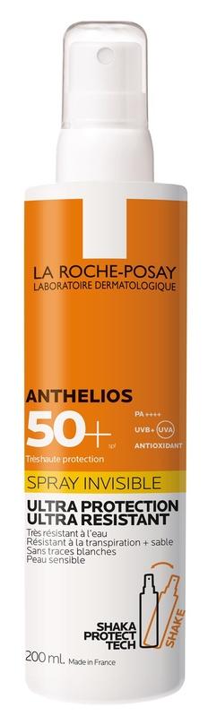 La Roche Posay Linea Anthelios Shaka Spray 50+ 200 Ml