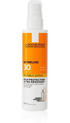 La Roche Posay Linea Anthelios Shaka Spray 30 200 Ml