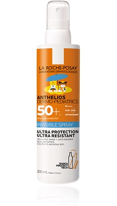 La Roche Posay Linea Anthelios Ped Shaka Spray 50+ 200 Ml