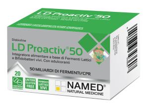 Named Disbioline Ld Proactiv 50 Integratore Alimentare 20 Compresse