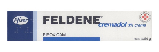 Feldene Cremadol 1 Crema Tubo 50 G
