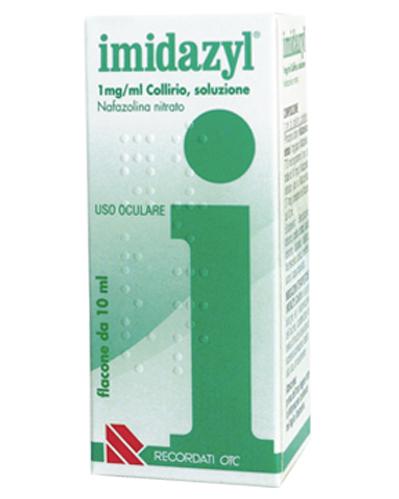 Imidazyl 1 Mg/Ml Collirio Soluzione 1 Flacone 10 Ml