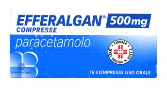 Efferalgan 500 Mg Compresse 16 Compresse