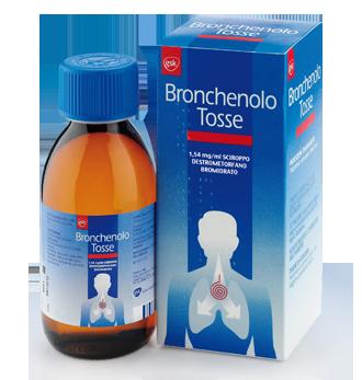 Bronchenolo Tosse 1 54 Mg Ml Sciroppo Flacone 150 Ml