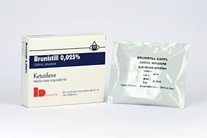 Brunistill 0,025% Collirio, Soluzione 20 Contenitori Monodose