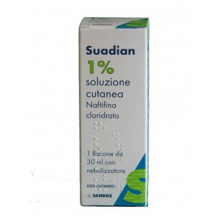 Suadian 10 Mg Ml Soluzione Cutanea Flacone 30 Ml Con Nebulizzatore
