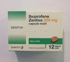 Ibuprofene Zen 12Cps Mol 200Mg