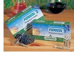 Specchiasol Fisiosol 23 Ca 20f 2ml