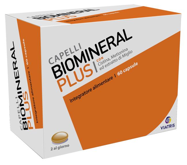 Meda Pharma Biomineral Plus 60 Capsule
