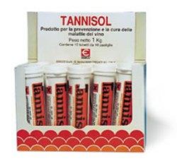 Vebi Istituto Biochimico Tannisol Vebi 1tubo 10cpr