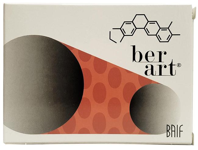 Baif Internat.products N.y.snc Berart 20 Compresse