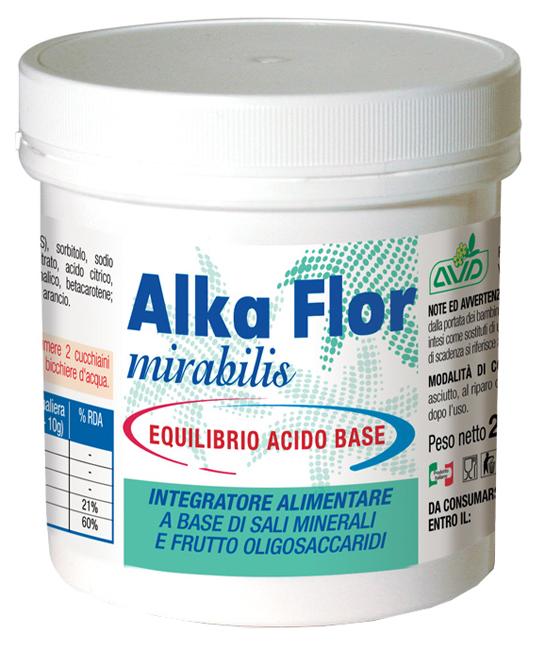 A.v.d. Reform Alka Flor New Mirabilis 200 G