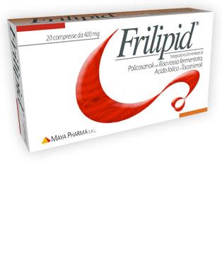 Maya Pharma Frilipid 20 Compresse