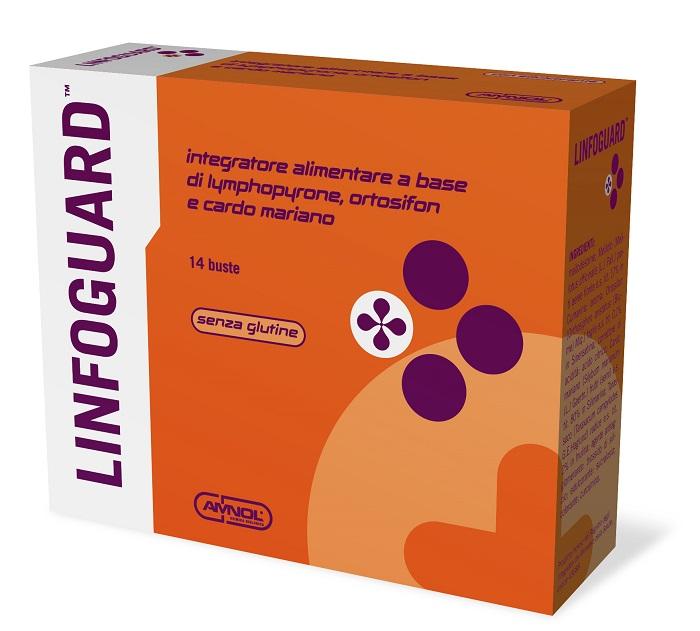 Amnol Chimica Biologica Linfoguard 14 Bustine
