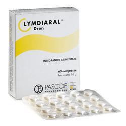 Named Lymdiaral Dren 60 Compresse